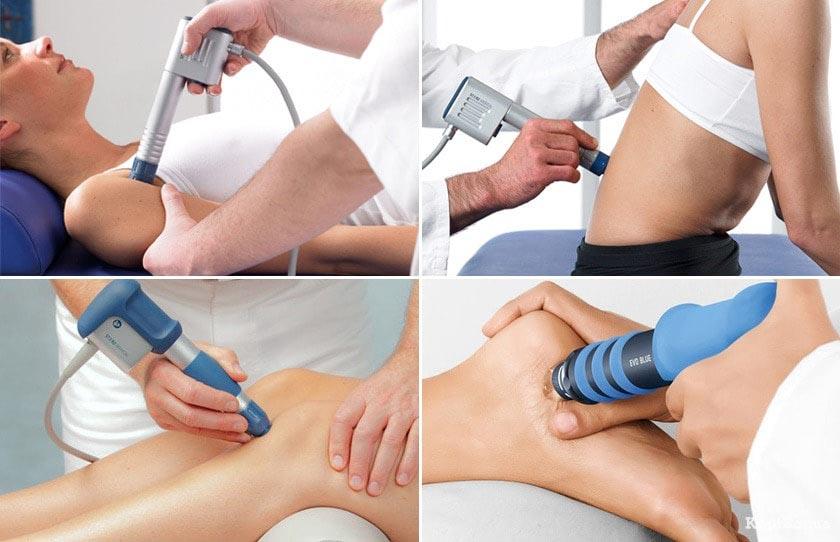 Метод УВТ (ударно-волновой терапии)